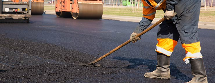 fairfax va commercial asphalt paving