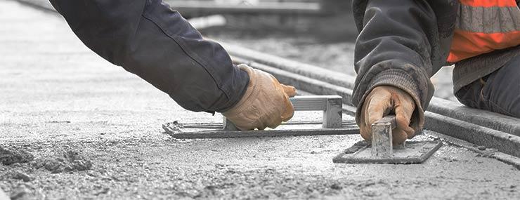 fairfax va commercial concrete paving