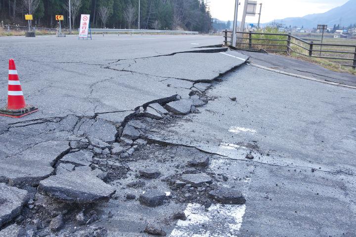 winter effects asphalt concrete foundations