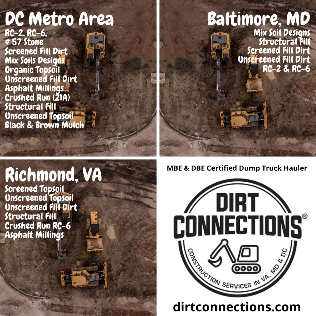 a message for the DC, Richmond and Baltimore areas