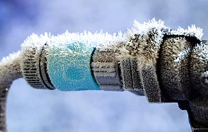 Protect against frozen pipes