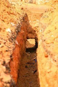 Fill Dirt Ditches