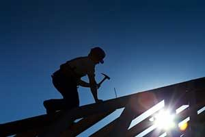 roof replacement or restoration