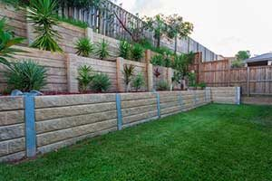 Commercial Retaining Walls Service