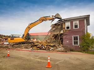 Demolition and Excavation Services