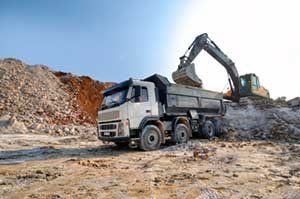 Dump Truck Hauling Services