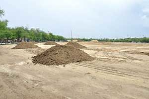 Structural Fill Dirt Service