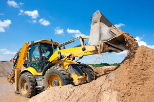 fairfax va commercial services bulldozer