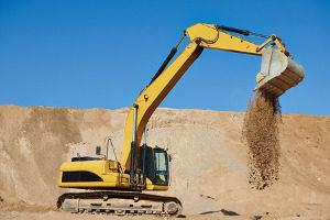 fairfax va residential services excavator