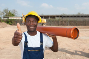 pipeline contractor services worker