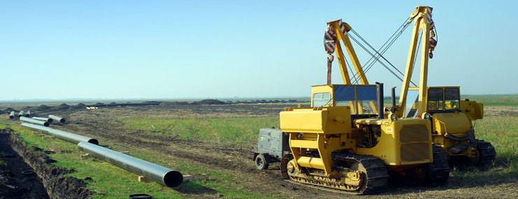 pipeline contractor services