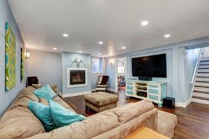 residential waterproofing basement