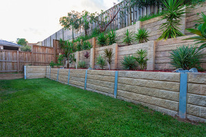 retaining wall residential