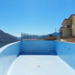 pool drained by a Fairfax, VA pool removal contractor