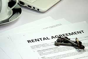 Image of lease depicting lease management through property manager services
