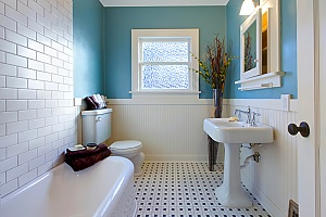 mosaic tile that is being used for a Fairfax bathroom remodel