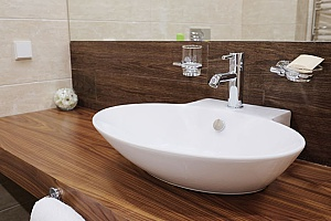 new bathroom sink idea by the dirt connections remodeling team