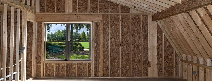 a house that is receiving home additions and therefore required additions plans for the construction contractor to build the additions