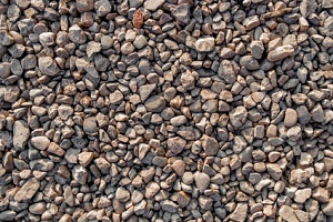 different types of crushed stone