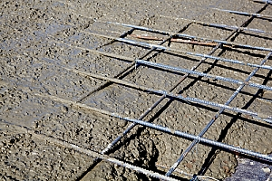 advantages of a concrete shed foundation