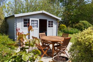 Build a ramp for your shed