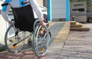 Learn how to build a wheelchair ramp