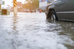 flooding occurs when an excessive amount of stormwater accumulates