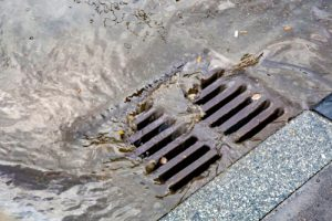 stormwater runoff around your home or business