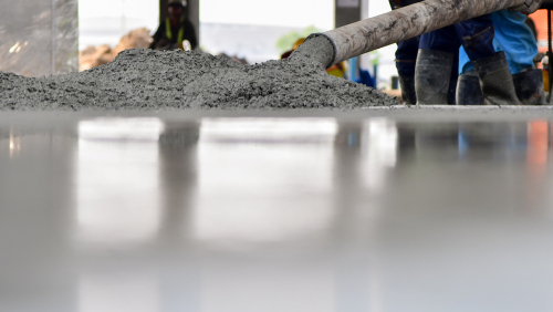 determine the proper thickness of your concrete patio