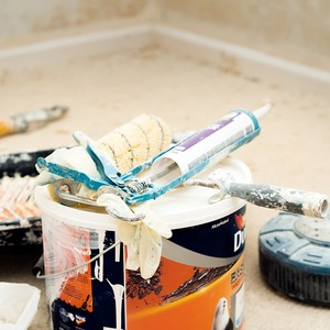 Waterproofing keeps water out of your home to prevent damage.