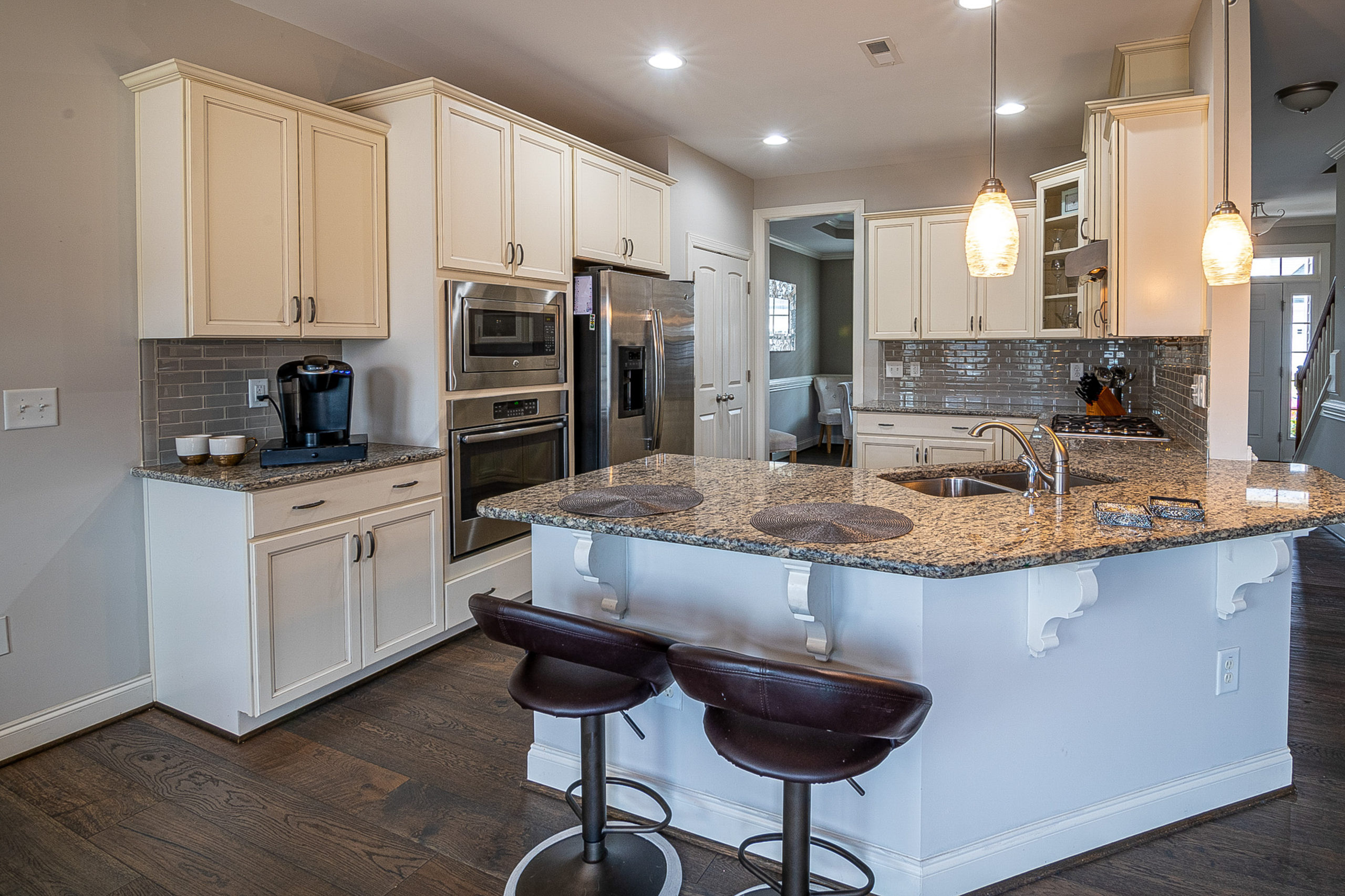 beautiful kitchen by the dirt connections team