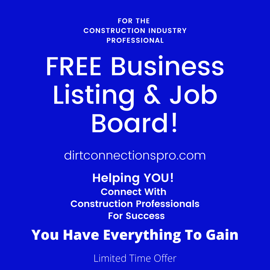 FREE Business Listing At DIRTCONNECTIONSPRO.COM