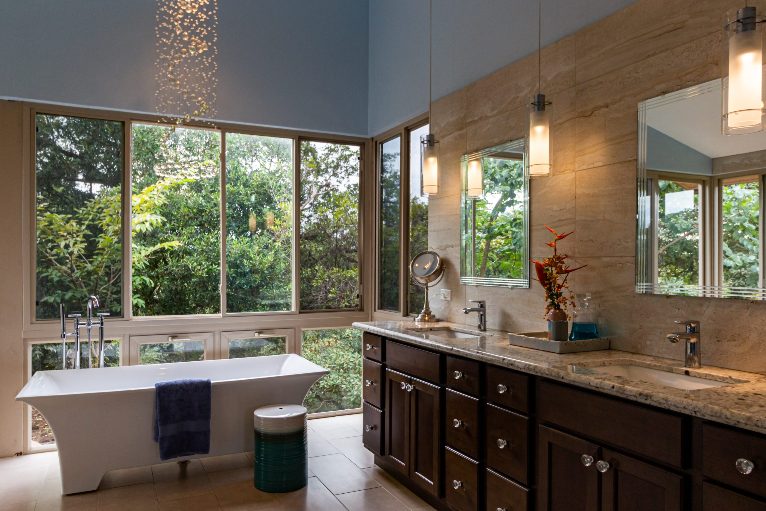 bathroom done right by dirt connections construction team