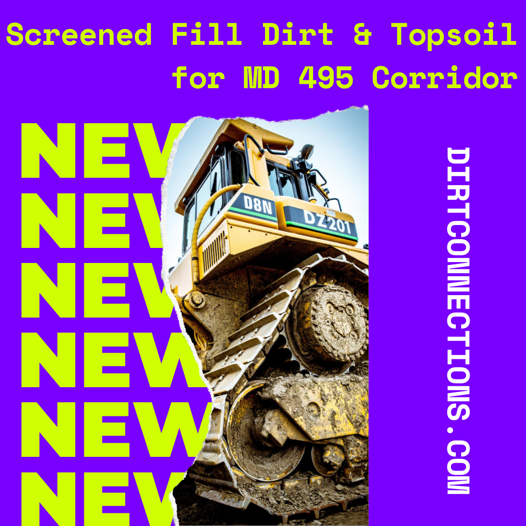 My FREE Quote for Screened Fill Dirt & Topsoil