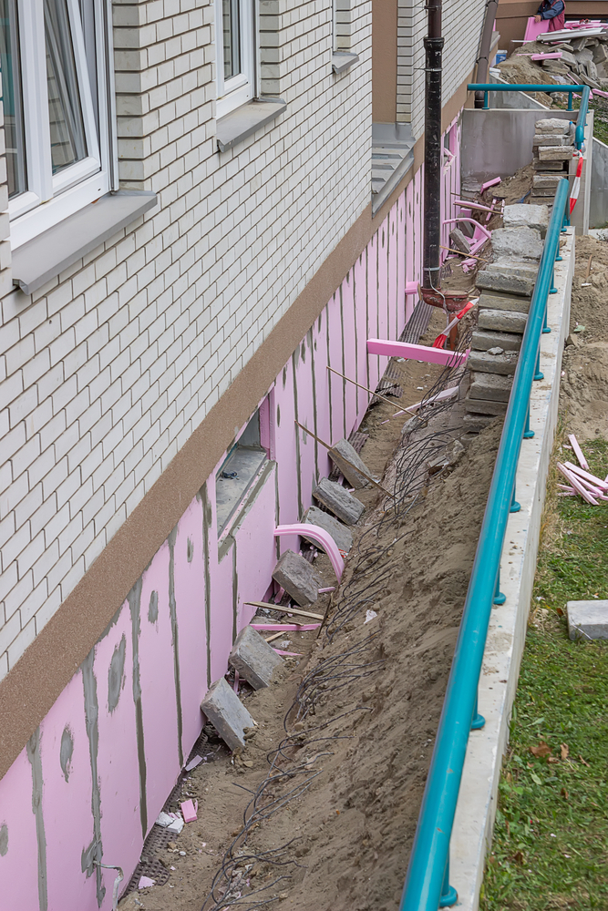 foundation repairs by dirt connections construction team