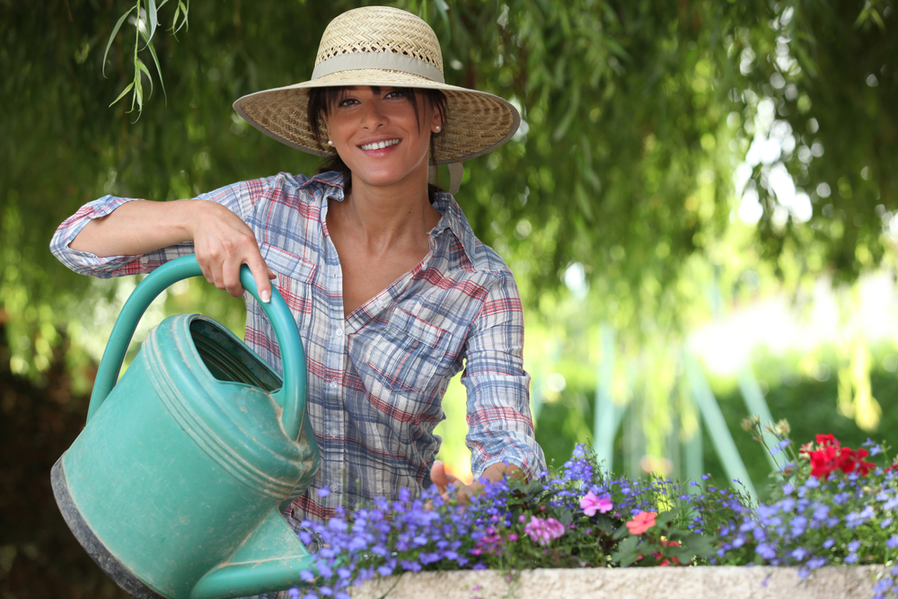 gardening is great for your health