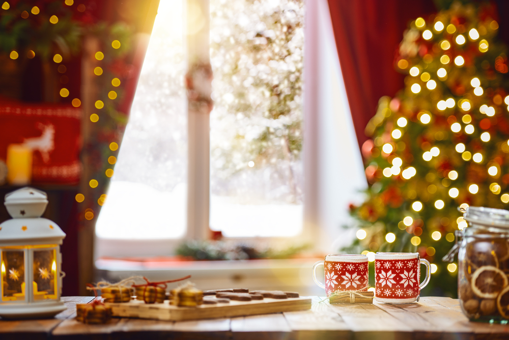 Christmas decorations for your kitchen