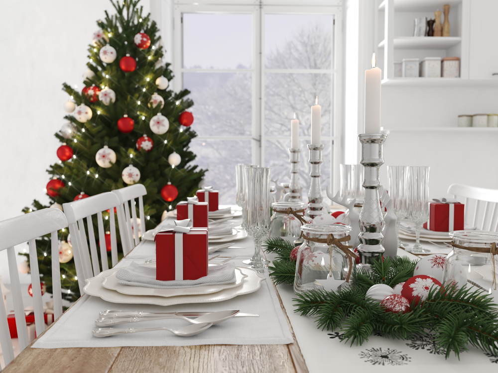 Christmas decorations ideas for the kitchen