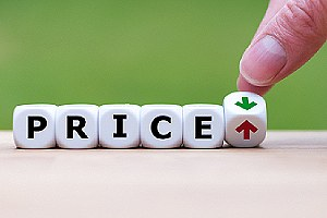 Image depicting price fluctuation
