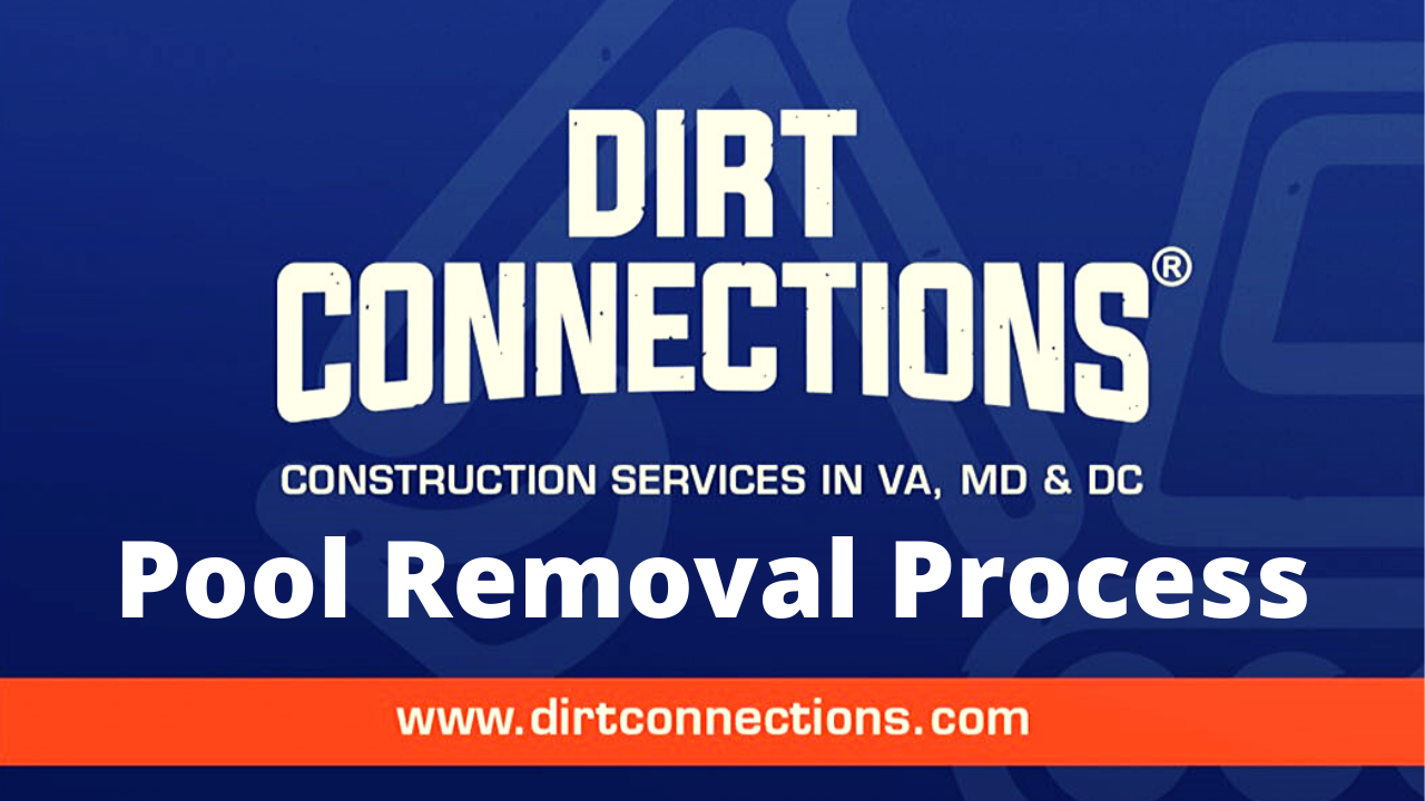 pool removal process