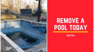 we remove pools