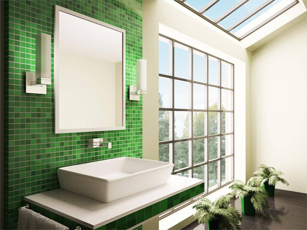 new bathroom in Fairfax Virginia
