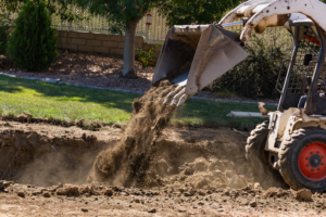 pool removal and demolition