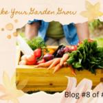 fall gardening tools and fun